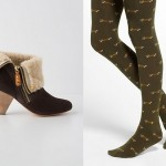 Match Some Boots with the Cutest Tights