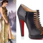 "Kristen Stewart Rocks the ""Breaking Dawn Part 2"" Red Carpet with Louboutin Booties"