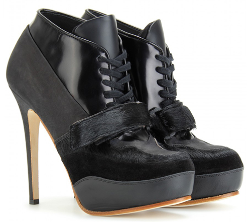 Acne Ace Booties
