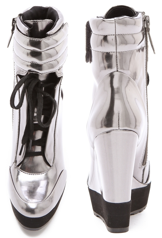 Boutique 9 - Whispers Mirror Sneakers