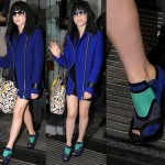 Spotted: Carly Rae Jepsen Rocks Some Blues in London