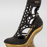 Three New Alexander McQueen Booties Available for Pre-Order