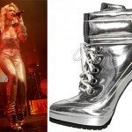 Rita Ora Goes Futuristic at Her Radioactive Tour in Manchester