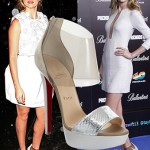 Teresa Palmer or Taylor Swift: Who Wore the Christian Louboutin Dufoura Sandal Booties Better?