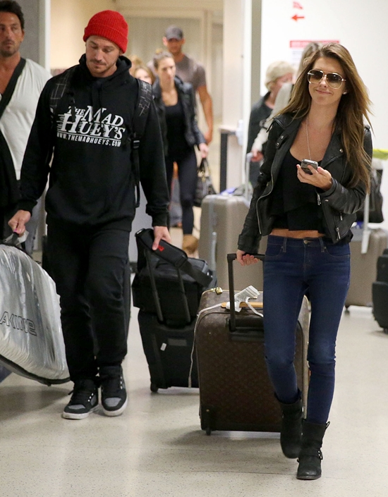 Audrina Patridge Airport